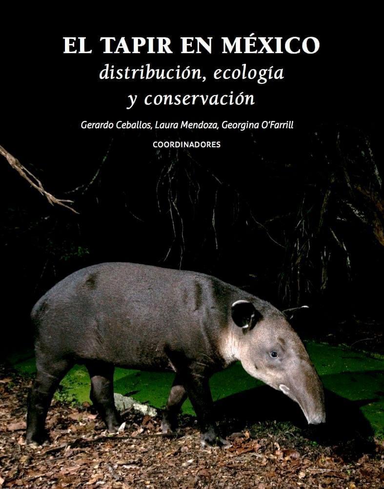 Libro: El tapir en México